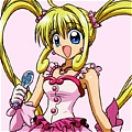 Lucia Cosplay from Mermaid Melody Pichi Pichi Pitch