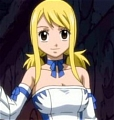 Lucy Cosplay (White) from Fairy Tail