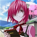 Lucy Costume from Elfen Lied