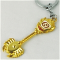 Lucy Key Ring (Cancer) from Fairy Tail