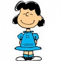 Lucy Van Pelt Cosplay from the Peanuts