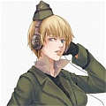Ludwig Costume (Girlish) from Axis Powers Hetalia