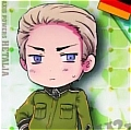 Ludwig Costume (Germany) Da Hetalia Axis Powers