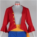 Luffy Cosplay (A168) De  One Piece