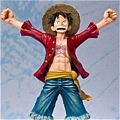 Luffy Cosplay (New World) from One Piece