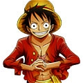 Luffy Cosplay (New World 2nd) from One Piece