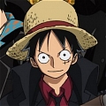 Luffy Cosplay (Strong World) from One Piece