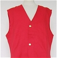 Luffy Cosplay (Vest) De  One Piece