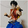 Luffy Cosplay (without Bag) from One Piece