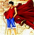 Luffy Cosplay von One Piece
