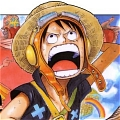 Luffy Cosplay Strong World (2nd) from One Piece