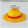 Luffy Hat (Key Ring) Desde One Piece