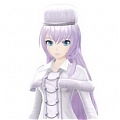 Luka Cosplay (Eternal White) Desde Project Diva F