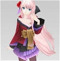 Luka Cosplay (Geisha) from Project DIVA
