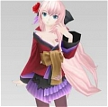 Luka Cosplay (Geisha 2nd) from Vocaloid