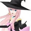 Luka Costume (Witch) from Hatsune Miku Project DIVA