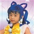 Luna Cosplay from Sailor Moon