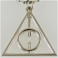 Luna Necklace Da Harry Potter and the Deathly Hallows