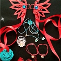 Luo Tianyi accessories (Reminiscence of the Red Lotus) from Vocaloid