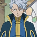 Lyon Vastia Cosplay Desde Fairy Tail