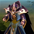 Magnus Cosplay (Magus Magnus) from Dota 2