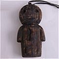 Mahiro Doll (Wooden Voodoo Doll, DJ134) De  The Civilization Blaster