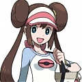 Mai Cosplay from Pokemon Black and White