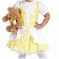 Maid Costume (Kids,Toddler Goldilocks, Sally)