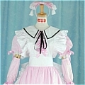 Maid Costume (Pink)