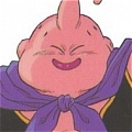 Majin Buu Cosplay from Dragon Ball