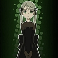 Maka Cosplay (Black Dress) from Soul Eater