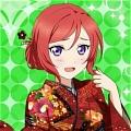 Maki Cosplay (Kimono) from Love Live!