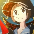 Mako Cosplay (With Hat and Coat) De  Kill la Kill
