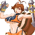 Makoto Cosplay from BlazBlue