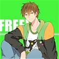 Makoto Costume (ED) from Free!