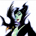 Maleficent Cosplay from Sleeping Beauty