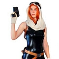 Mara Jade Cosplay von Star Wars
