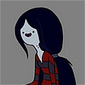 Marceline Cosplay (Stripe) Desde Adventure Time