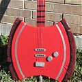 Marceline Guitar from Adventure Time