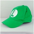 Mario Hat from Super Mario (Green Sunbonnet)