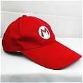 Mario Hat from Super Mario (Sunbonnet)