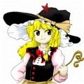 Marisa Cosplay (Undefined Fantastic Object) Da Touhou Project