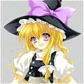 Marisa Costume from Touhou Project