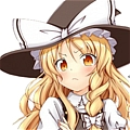 Marisa Wig (Pocket Wars) from Touhou Project