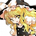 Marisa Wig from Touhou Project