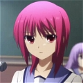 Masami Wig from Angel Beats