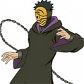 Masked Man Cloak from Naruto Shippuden