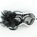 Masquerade Mask (Black 01-2)