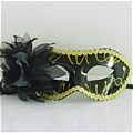 Masquerade Mask (Black 02)