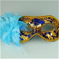 Masquerade Mask (Blue 01)